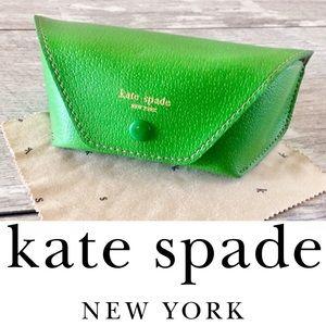 NWOT: KATE SPADE SUNGLASS CASE